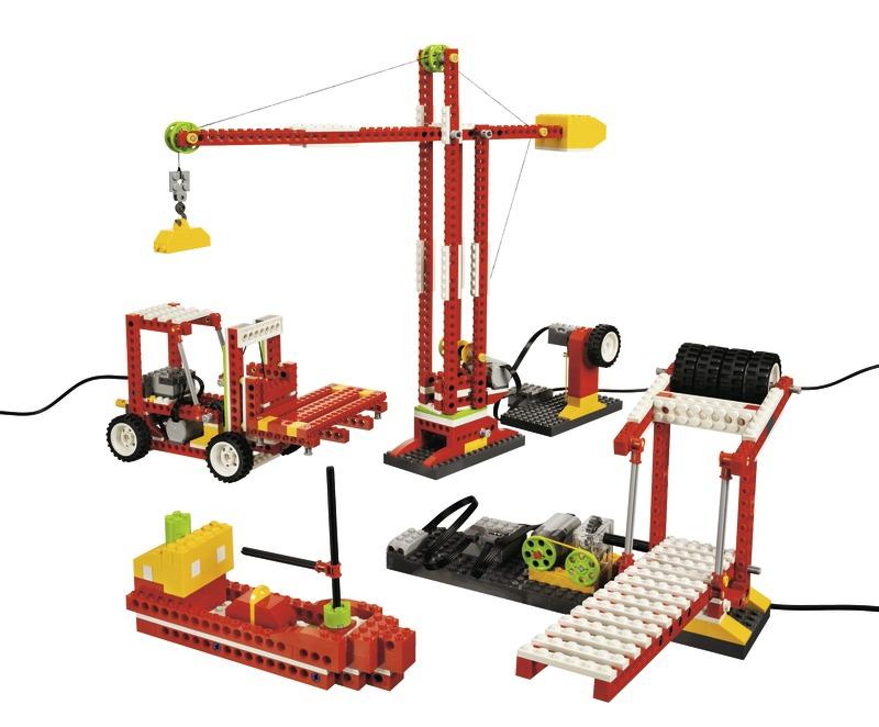 Lego WeDo advanced